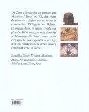 Naissances divines - 4ème de couverture - Format classique