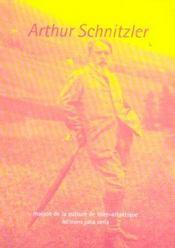 Arthur schnitzler n 6 - Intérieur - Format classique