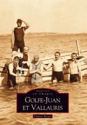 Golfe-Juan et Vallauris - Couverture - Format classique