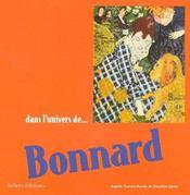 Dans L'Univers De... Bonnard - Intérieur - Format classique