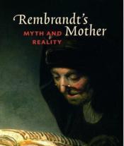 Rembrandt's mother - Couverture - Format classique