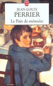 Le Pain De Memoire - Intérieur - Format classique