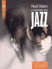 L'odyssée du jazz (édition 2012) - Couverture - Format classique