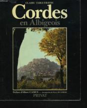 Cordes En Albigeois - Couverture - Format classique