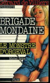 Le Monstre D'Orgeval - Couverture - Format classique