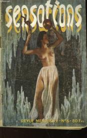 Sensations N°6 - Couverture - Format classique
