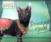Animal style ; chats - Couverture - Format classique
