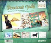 Animal style ; chats - 4ème de couverture - Format classique