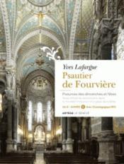 Psautier de Fourvière ; volume 2 : année B - Couverture - Format classique