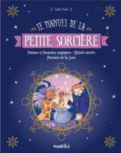 Le manuel de la petite sorcière - Couverture - Format classique