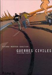 Guerres civiles t.2 ; intégrale - Intérieur - Format classique