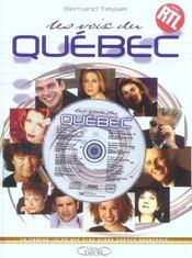Les Voix Du Quebec - Intérieur - Format classique