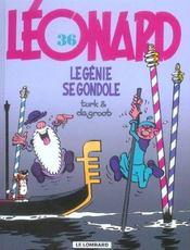 Leonard t.36 ; le genie se gondole - Intérieur - Format classique
