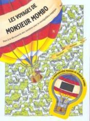Les voyages de monsieur Mombo - Couverture - Format classique