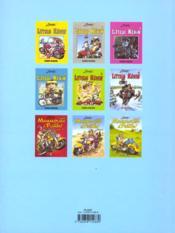 Litteul Kévin T.6 - 4ème de couverture - Format classique