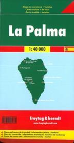 La Palma - 4ème de couverture - Format classique