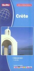 Crète - Couverture - Format classique