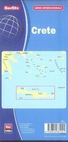 Crète - 4ème de couverture - Format classique