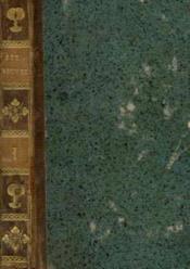 Six nouvelles, tome 1 (La jalousie, l'égoisme, l'innocence) - Couverture - Format classique