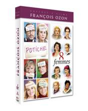 Coffret 2 Films François Ozon - Potiche + 8 Femmes - Couverture - Format classique