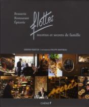 Brasseries flottes . recettes & secrets... - Couverture - Format classique