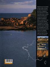 Le tour de la France du petit voilier jaune - 4ème de couverture - Format classique