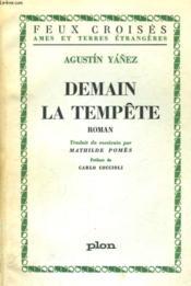 Demain La Tempete - Couverture - Format classique