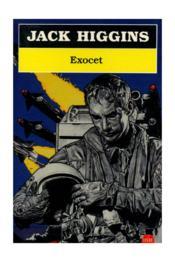 Exocet - Couverture - Format classique