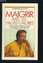 Maigrir Hautes Calories - Couverture - Format classique