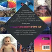 Les plus belles photos National Geographic Instagram - 4ème de couverture - Format classique