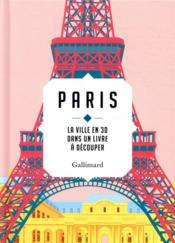 Paris, la ville en 3D - Couverture - Format classique