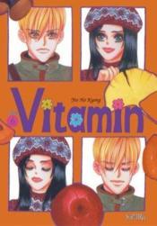 Vitamin t.6 - Couverture - Format classique