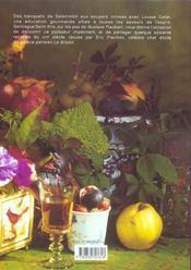 Education Gourmande De Flaubert - 4ème de couverture - Format classique