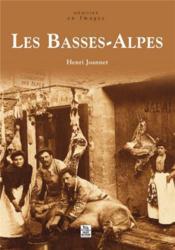 Les Basses-Alpes - Couverture - Format classique