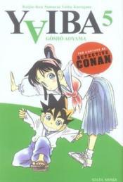 Yaiba t.5 - Couverture - Format classique