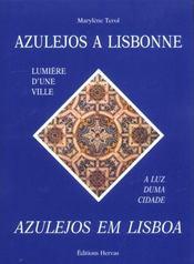 Azulejos a lisbonne - Intérieur - Format classique