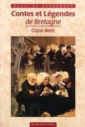 Contes et légendes de Vretagne - Intérieur - Format classique