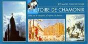 22 Images Pour Decouvrir L'Histoire De Chamonix - Intérieur - Format classique