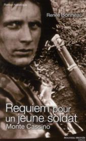 Requiem pour un jeune soldat ; Monte Cassino - Couverture - Format classique