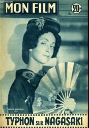Mon Film N° 549 - Typhon Sur Magasaki - Couverture - Format classique