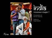 India ; nouveau visage ? - Couverture - Format classique