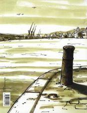 Les marins perdus - 4ème de couverture - Format classique