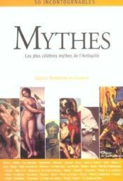 Mythes - Couverture - Format classique