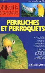 Perruches Et Perroquets - Couverture - Format classique