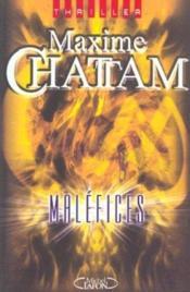 Malefices - Couverture - Format classique