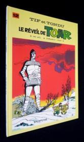 Tif et Tondu t.12 ; le réveil de Toar - Couverture - Format classique