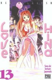 Love Hina t.13 - Couverture - Format classique