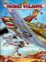 Les tigres volants t.4 ; etoile rouge - Intérieur - Format classique