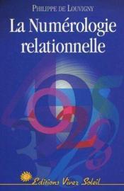La numerologie relationnelle - Couverture - Format classique