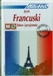 Jezyk francuski ; latwo i przyjemnie - Couverture - Format classique
